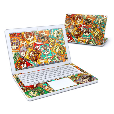 MacBook 13in Skin - Loteria Scatter