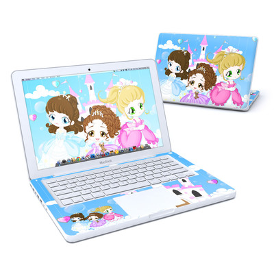 MacBook 13in Skin - Little Princesses
