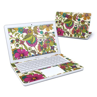 MacBook 13in Skin - Maia Flowers
