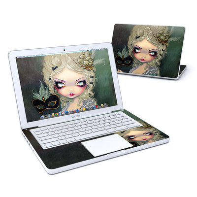 MacBook 13in Skin - Marie Masquerade