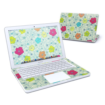 MacBook 13in Skin - May Flowers