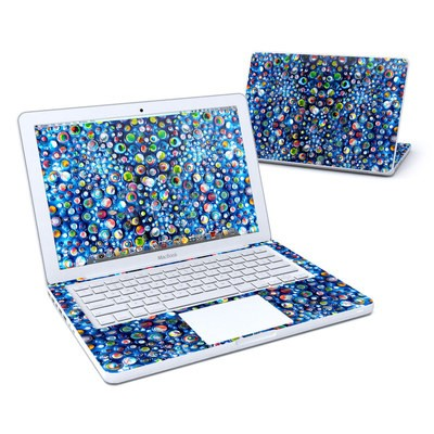 MacBook 13in Skin - My Blue Heaven