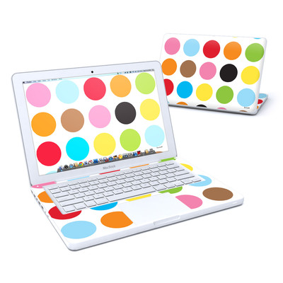 MacBook 13in Skin - Multidot