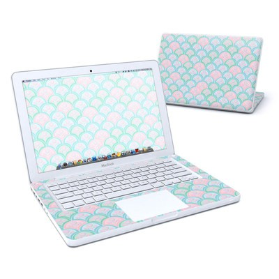 MacBook 13in Skin - Mermaid Gem
