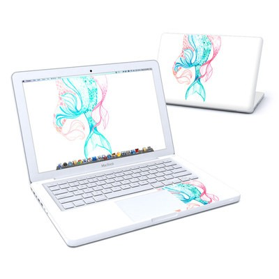 MacBook 13in Skin - Mermaid Tails