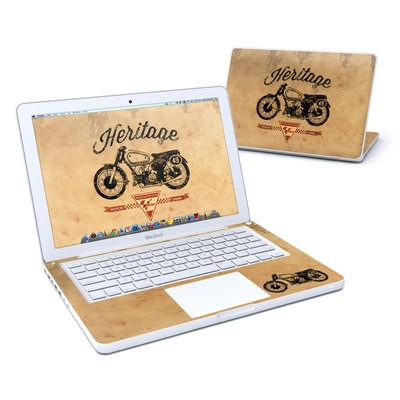 MacBook 13in Skin - MotoGP Heritage