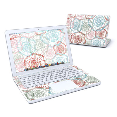 MacBook 13in Skin - Micro Flowers