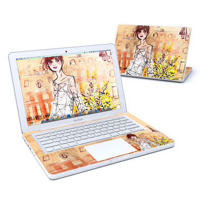 MacBook 13in Skin - Mimosa Girl