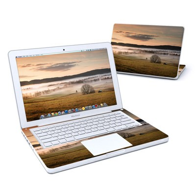 MacBook 13in Skin - Misty Morning