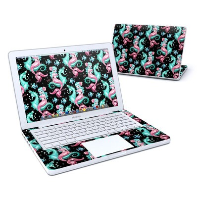 MacBook 13in Skin - Mysterious Mermaids