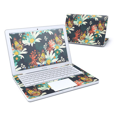 MacBook 13in Skin - Monarch Grove