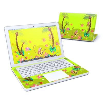 MacBook 13in Skin - Monkey Melody