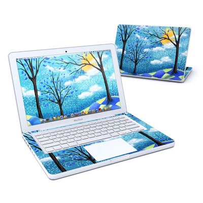 MacBook 13in Skin - Moon Dance Magic