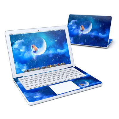 MacBook 13in Skin - Moon Fox
