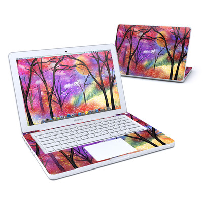 MacBook 13in Skin - Moon Meadow