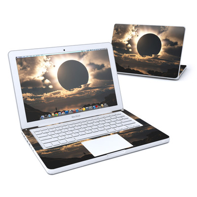 MacBook 13in Skin - Moon Shadow