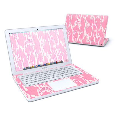 MacBook 13in Skin - New Bottomland Pink