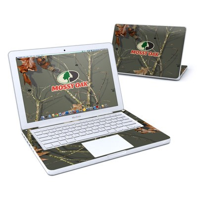 MacBook 13in Skin - Break-Up Lifestyles Evergreen