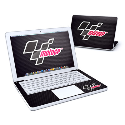 MacBook 13in Skin - MotoGP Carbon Logo