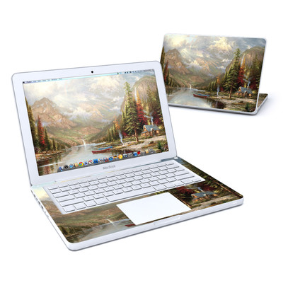 MacBook 13in Skin - Mountain Majesty
