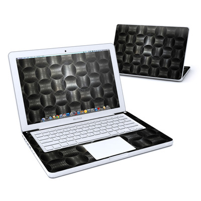 MacBook 13in Skin - Metallic Weave