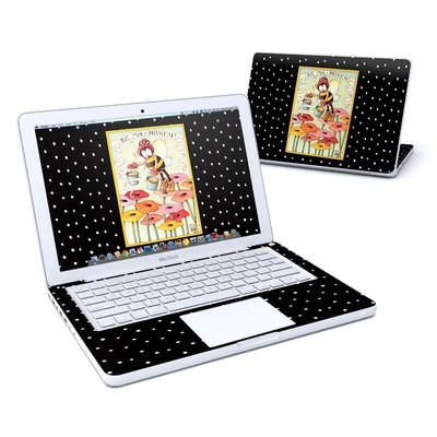 MacBook 13in Skin - Be My Honey
