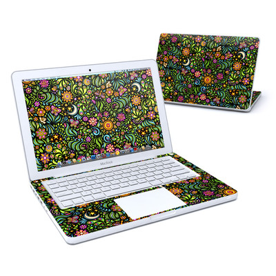 MacBook 13in Skin - Nature Ditzy