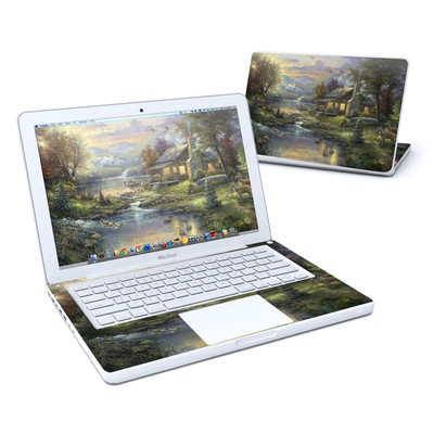 MacBook 13in Skin - Natures Paradise