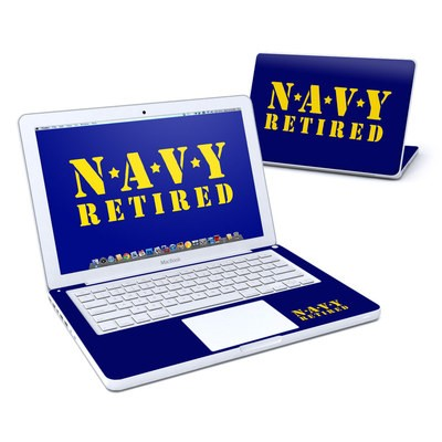 MacBook 13in Skin - Navy Retired