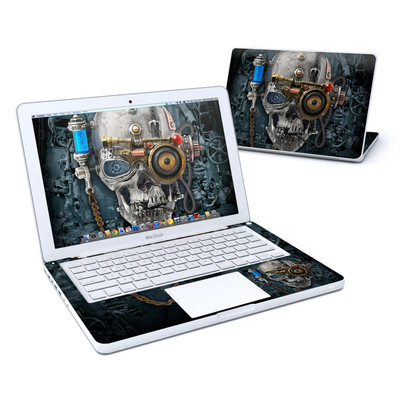 MacBook 13in Skin - Necronaut
