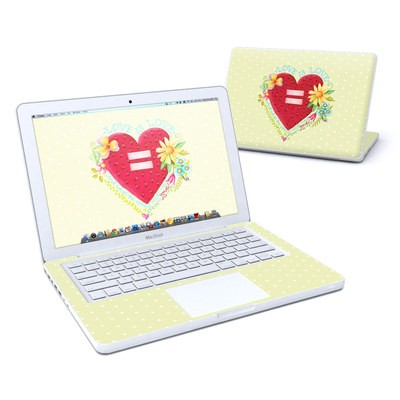 MacBook 13in Skin - Love Is What We Need