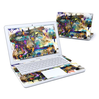 MacBook 13in Skin - New Day