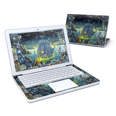MacBook 13in Skin - Night Trawlers