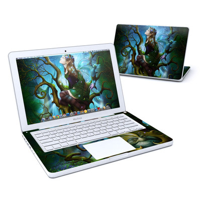 MacBook 13in Skin - Nightshade Fairy