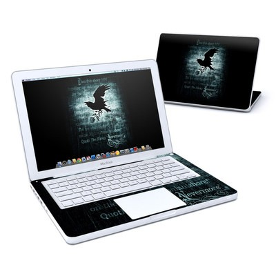 MacBook 13in Skin - Nevermore