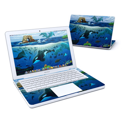 MacBook 13in Skin - Oceans For Youth
