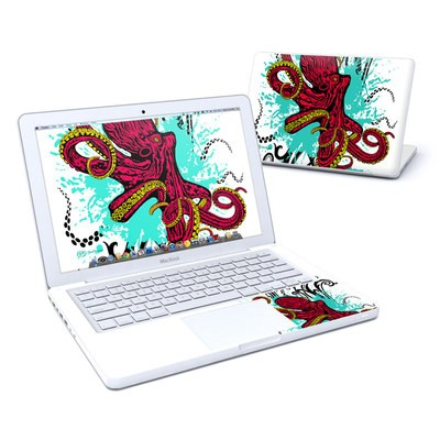 MacBook 13in Skin - Octopus