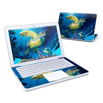 MacBook 13in Skin - Ocean Fest