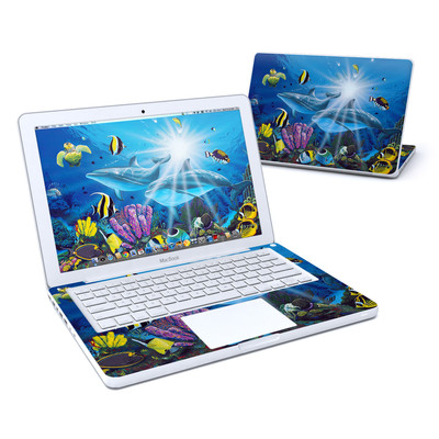 MacBook 13in Skin - Ocean Friends