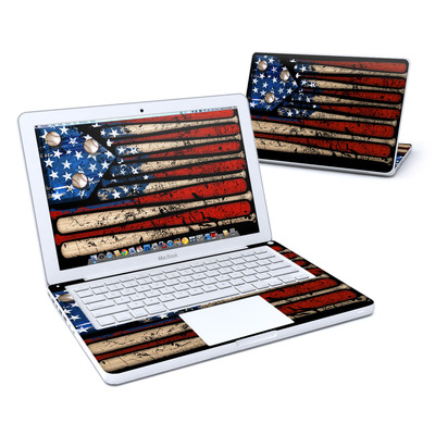 MacBook 13in Skin - Old Glory