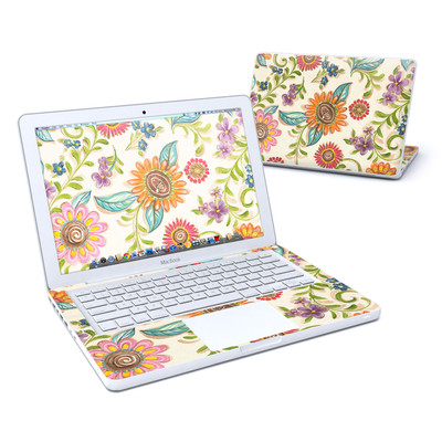MacBook 13in Skin - Olivia's Garden