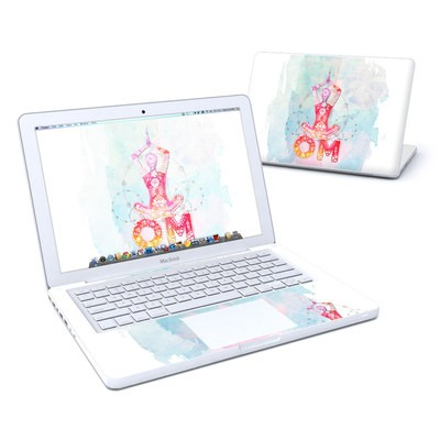 MacBook 13in Skin - Om Spirit