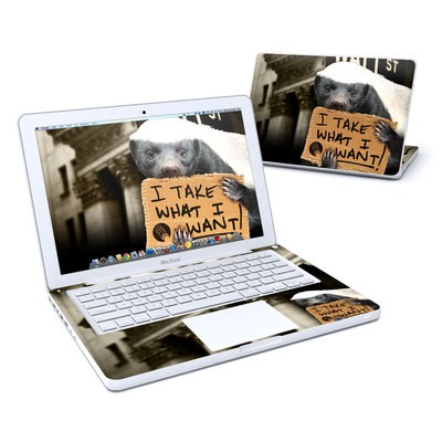 MacBook 13in Skin - One Percent