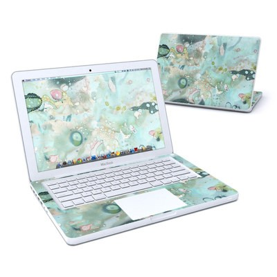 MacBook 13in Skin - Organic In Blue