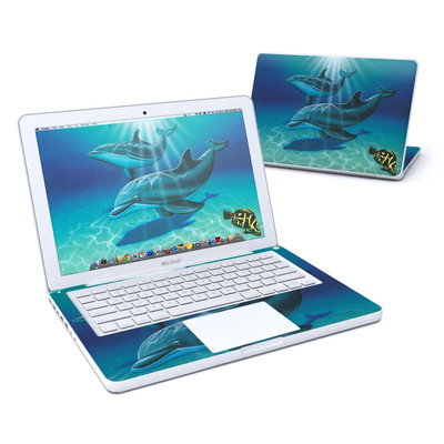 MacBook 13in Skin - Ocean Serenity