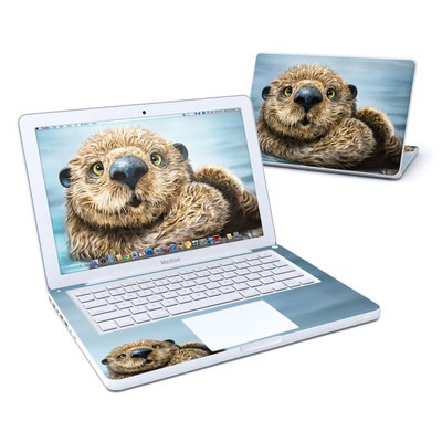 MacBook 13in Skin - Otter Totem