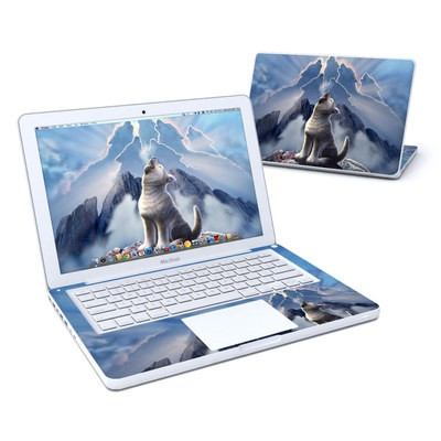 MacBook 13in Skin - Leader of the Pack