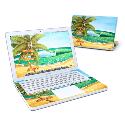 MacBook 13in Skin - Palm Signs