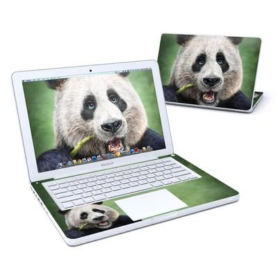 MacBook 13in Skin - Panda Totem