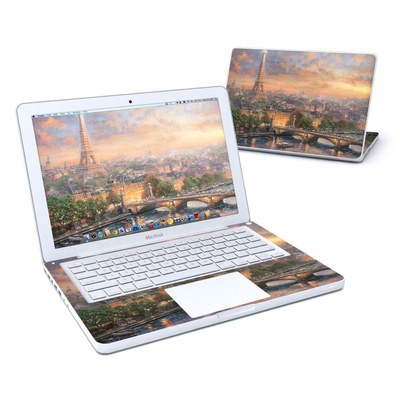 MacBook 13in Skin - Paris City of Love